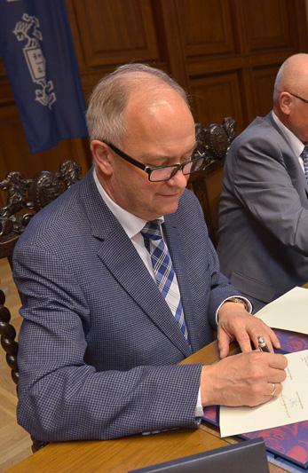 Porozumienie o współpracy na rzecz Programu Zagospodarowania Dolnej Wisły