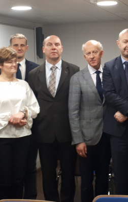 Rozwój Narodowego Centrum Badań Bałtyckich